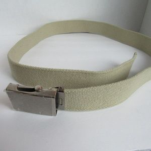 Other - Unisex Kids Adjustable Belt Tan Boy Girl School